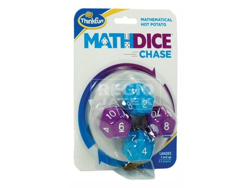 MATH DICE CHASE matematikai feladványok THI