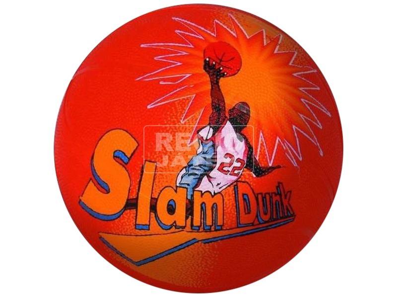 Mintás kosárlabda - narancssárga, 7-es méret