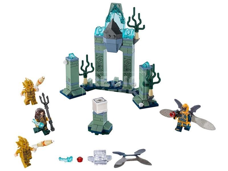 kép nagyítása LEGO® Super Heroes Az atlantiszi csata 76085