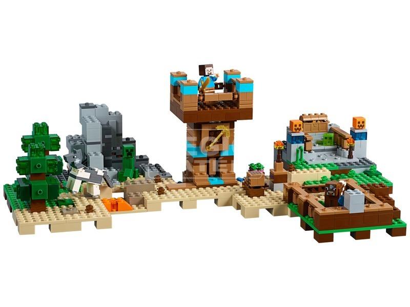 kép nagyítása LEGO® Minecraft Crafting láda 2. 0 21135