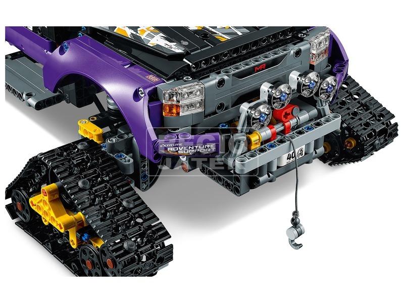 kép nagyítása LEGO® Technic Extrém kaland 42069