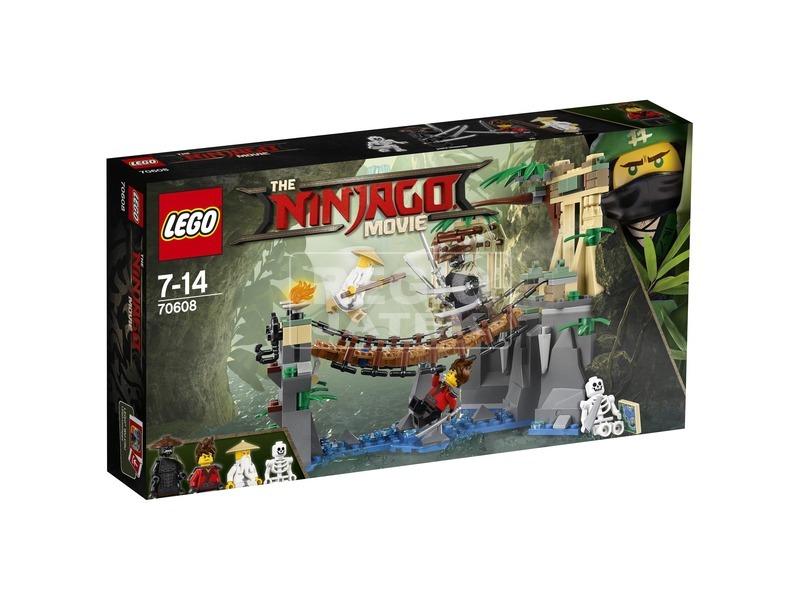 LEGO Ninjago Mesteri vízesés 70608