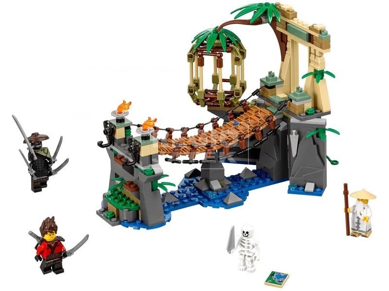 kép nagyítása LEGO® Ninjago Mesteri vízesés 70608
