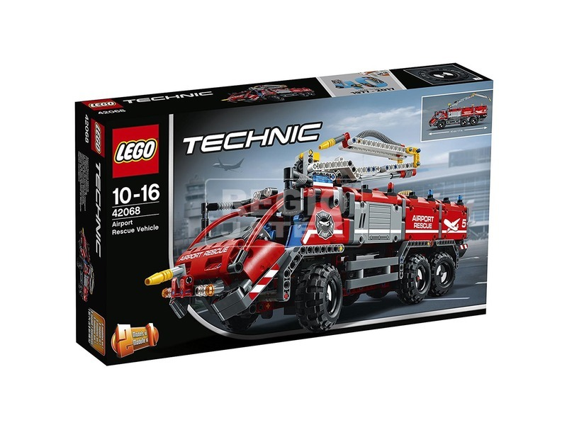 LEGO Technic 42068 Reptéri mentőjármű