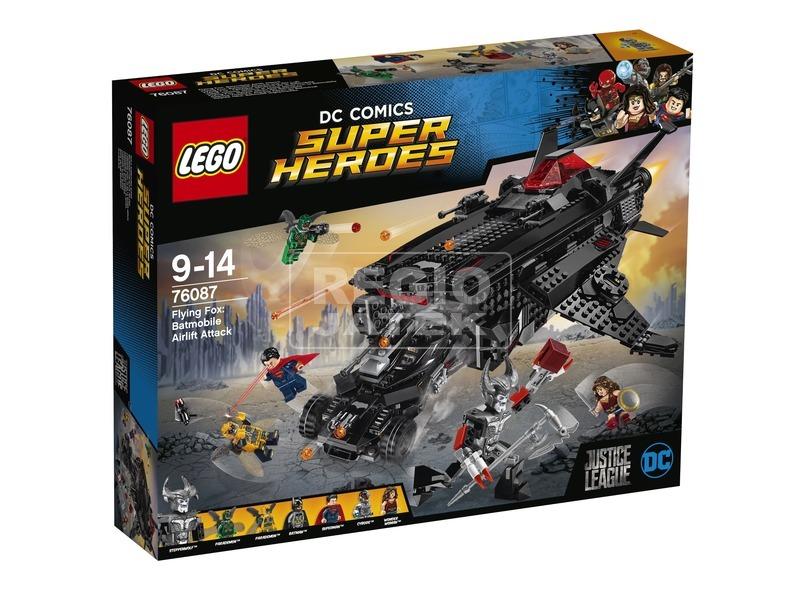 LEGO® Super Heroes Repülő róka: Batmobil 76087