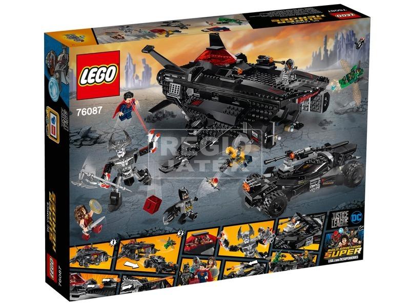 kép nagyítása LEGO® Super Heroes Repülő róka: Batmobil 76087