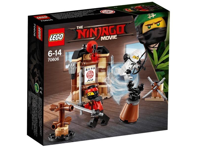 LEGO® Ninjago Spinjitzu kiképzés 70606