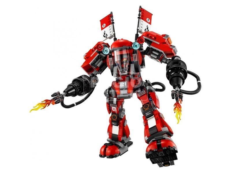 kép nagyítása LEGO® Ninjago Tűzgép 70615