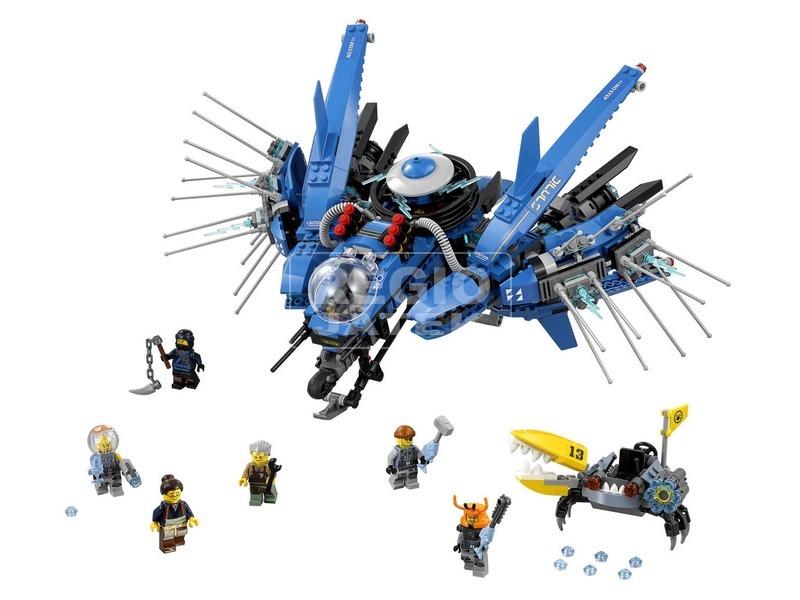 kép nagyítása LEGO® Ninjago Villám repülő 70614
