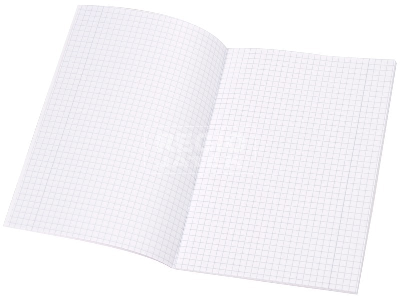 kép nagyítása Harmónia négyzetrácsos füzet - A5