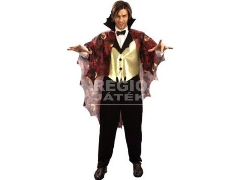 Drakula gróf jelmez - felnőtt M méret