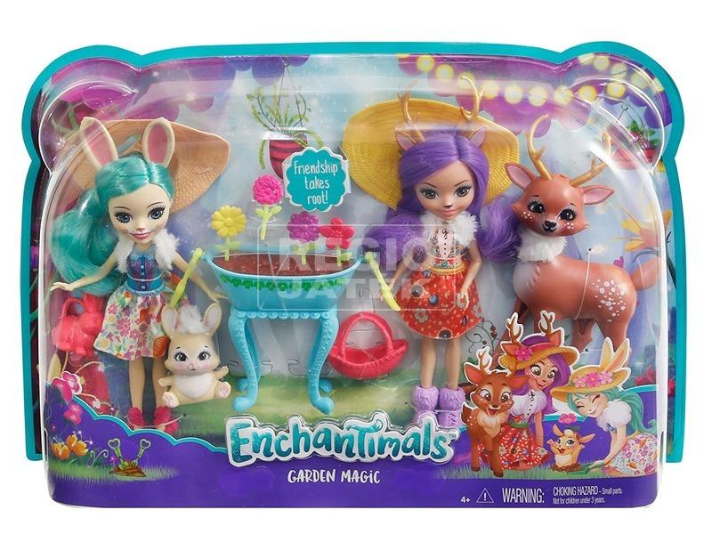 Enchantimals baba és állat 2 darabos - többféle