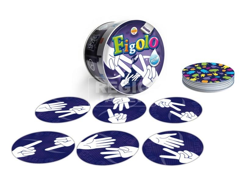 Stragoo Figolo társasjáték G