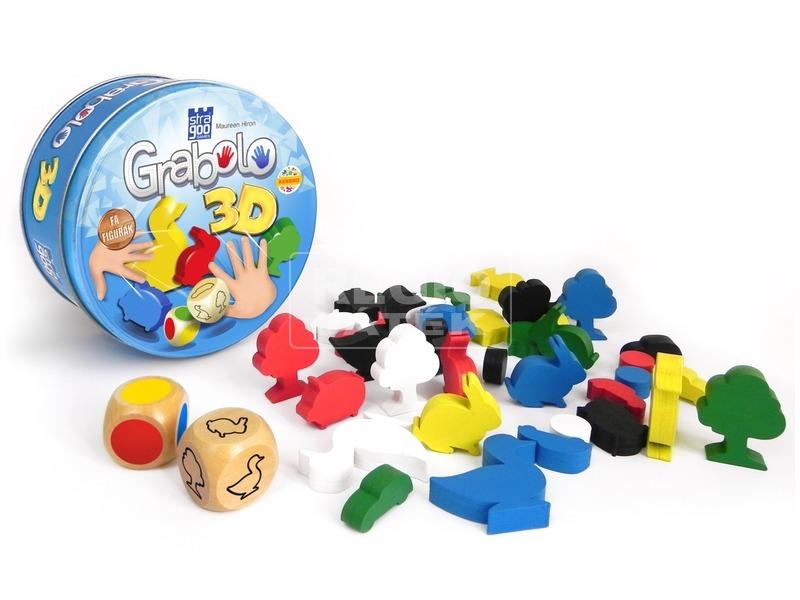 Stragoo Grabolo 3D társasjáték G