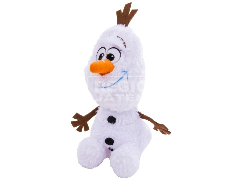 Jégvarázs Olaf plüssfigura - 25 cm
