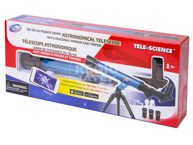 Csillagászati teleszkóp