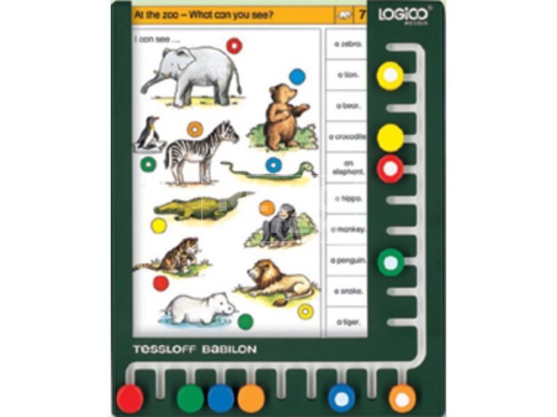 Logico Piccolo keret feladatkártyákhoz