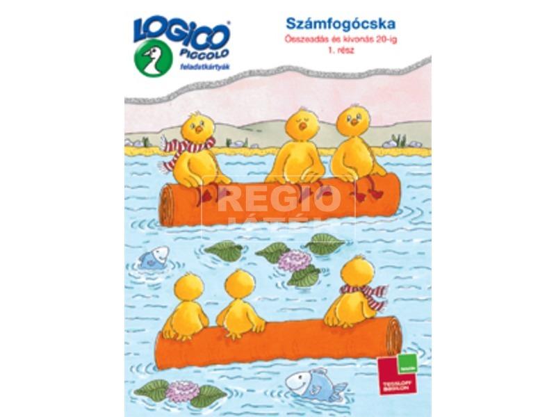 Logico Piccolo Számfogócska összeadás, kivonás 20-ig 1. rész