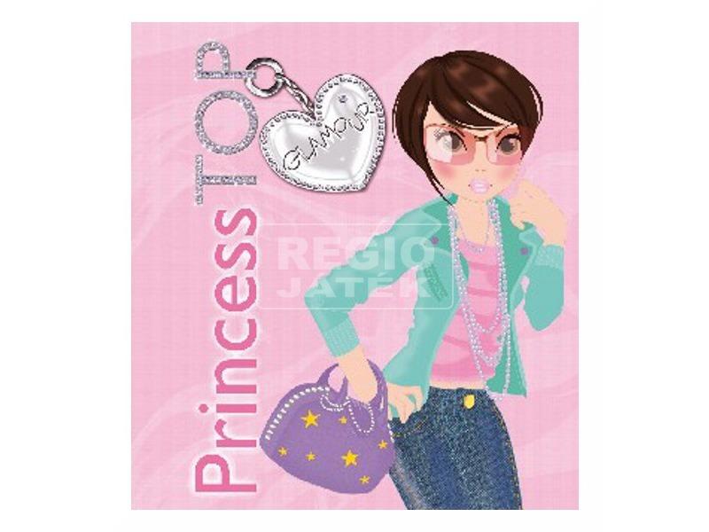 Princess TOP - Glamour (pink)
