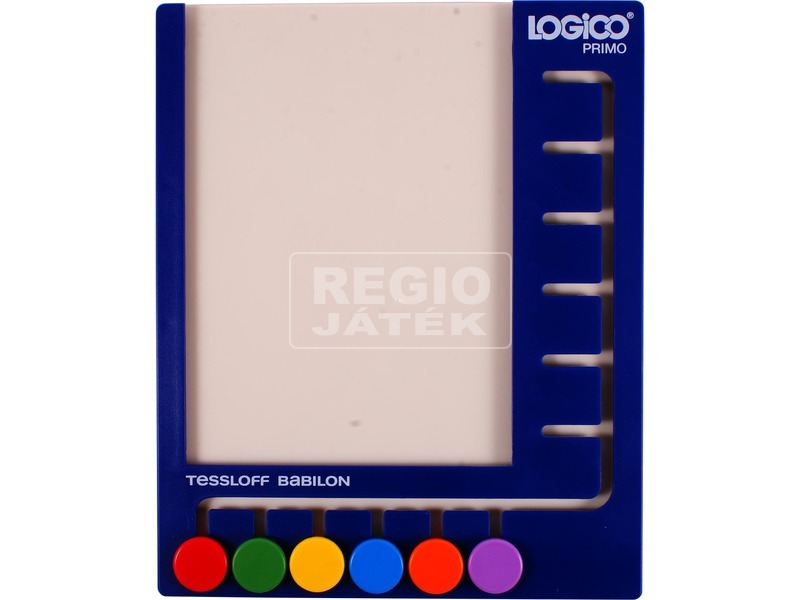 Logico Primo keret feladatkártyákhoz