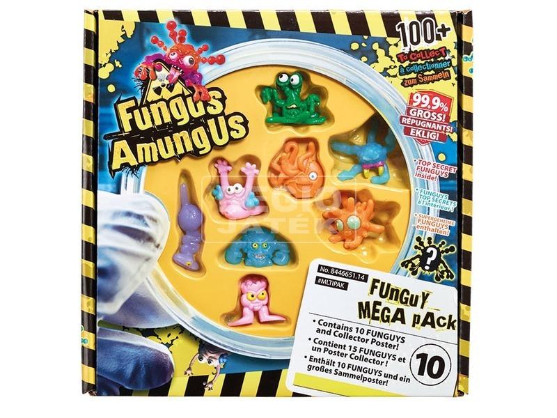 Fungus Amungus Undormány 10 darabos készlet