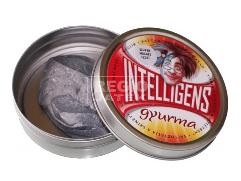 Intelligens Gyurma – Szupermágnes ezüst