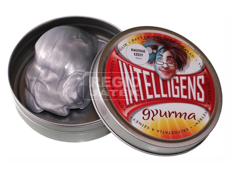 Intelligens Gyurma – Ragyogó ezüst