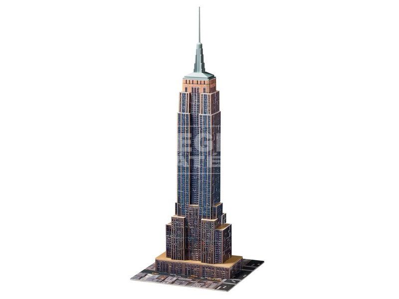 kép nagyítása Empire State Building 216 darabos 3D puzzle