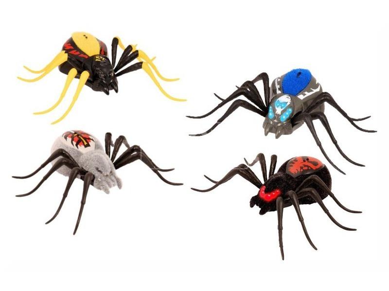 Wild Pets elektronikus pók - többféle