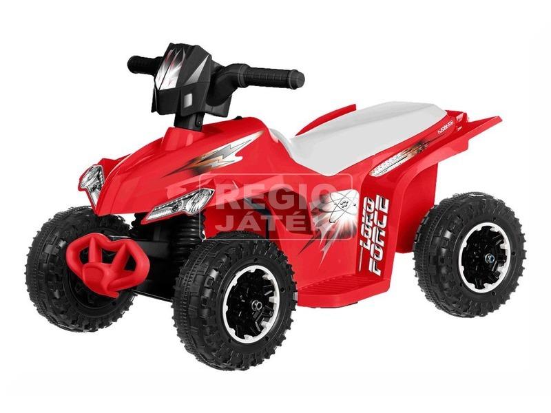 Elektromos quad - 6V, piros