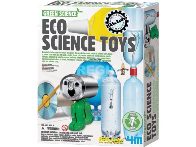 4M környezetbarát tudomány készlet
