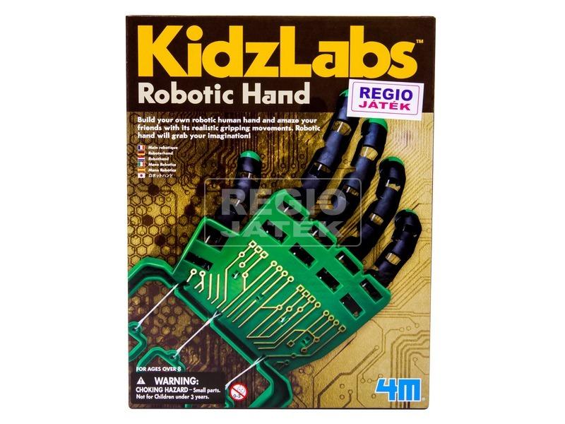 kép nagyítása 4M robot kéz készlet