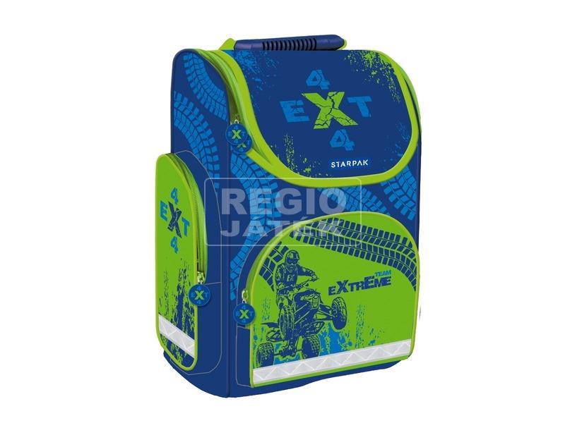 Extreme iskolatáska - kék-zöld a15743ece2