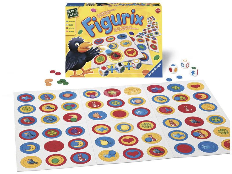 kép nagyítása Figurix társasjáték