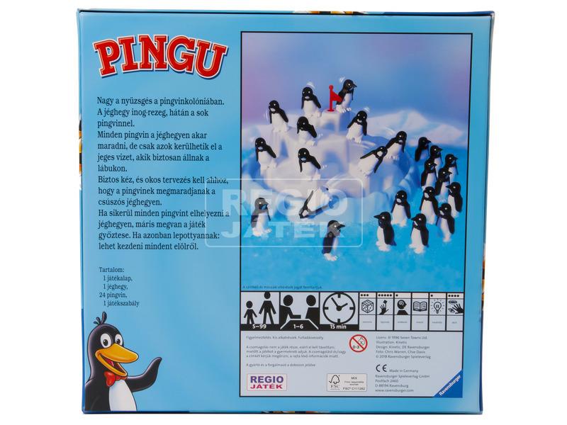 kép nagyítása Pingu társasjáték