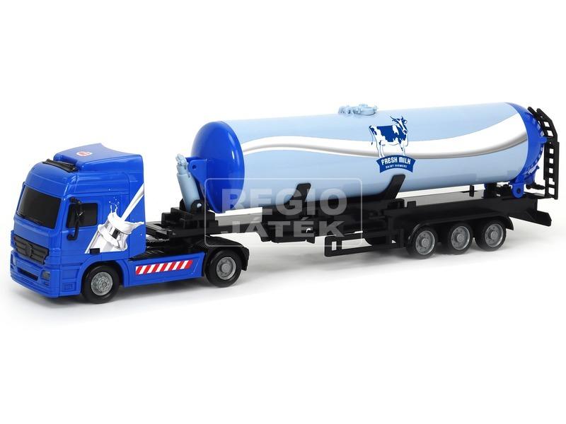 kép nagyítása Dickie Road Truck kamion - 42 cm, többféle