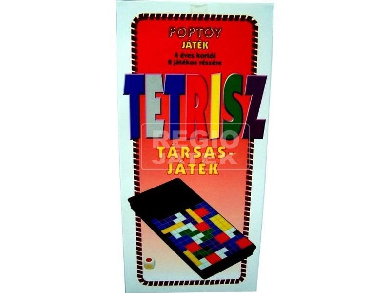 Tetrisz társasjáték
