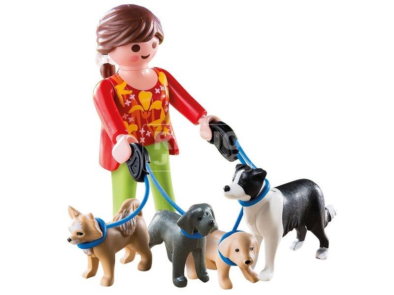 kép nagyítása Playmobil Kutyasétáltatás 5380