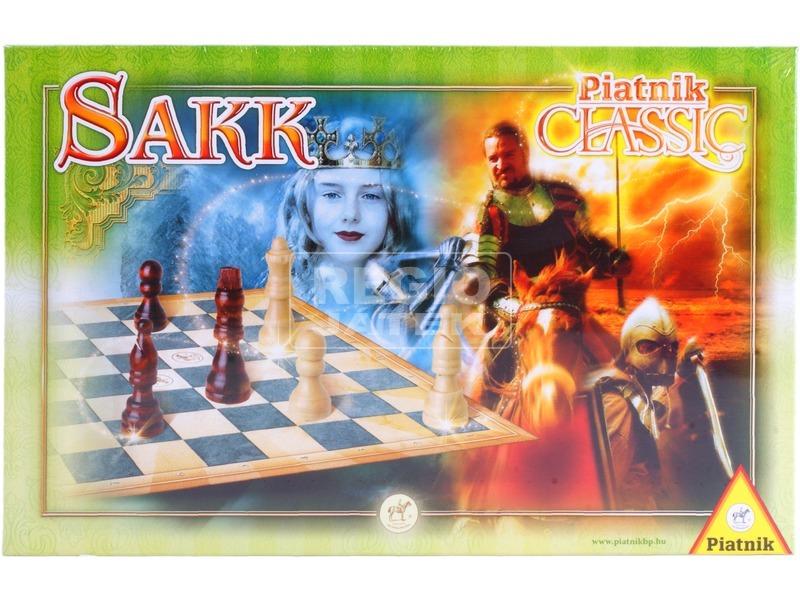 Sakk klasszikus társasjáték