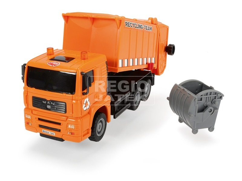 kép nagyítása Dickie Heavy Truck teherautó - 21 cm, többféle