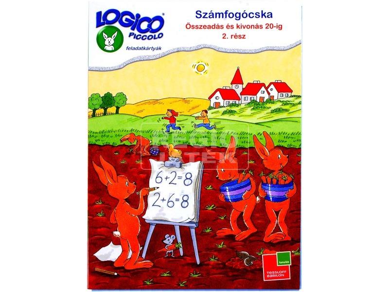 Logico Piccolo Számfogócska 2. rész