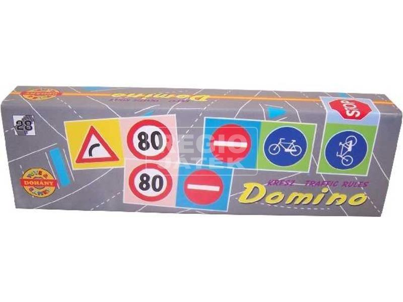 kép nagyítása Klasszikus dominó - többféle