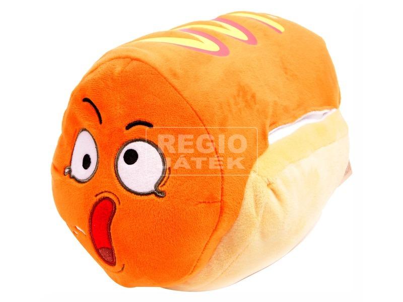 Wha Whaa Whacky plüss hotdog