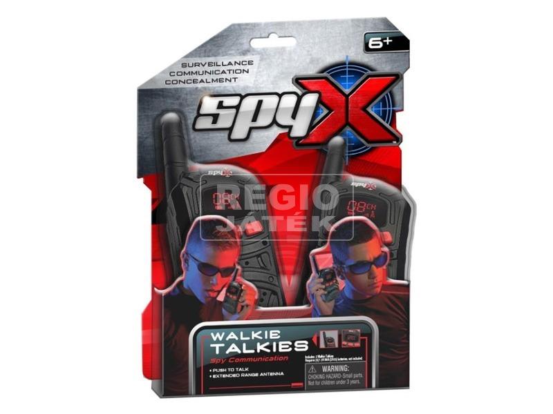 SpyX Titkösügynök adóvevő készlet