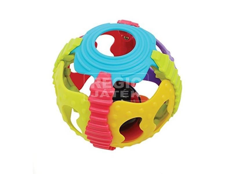 Csörgő labda bébijáték