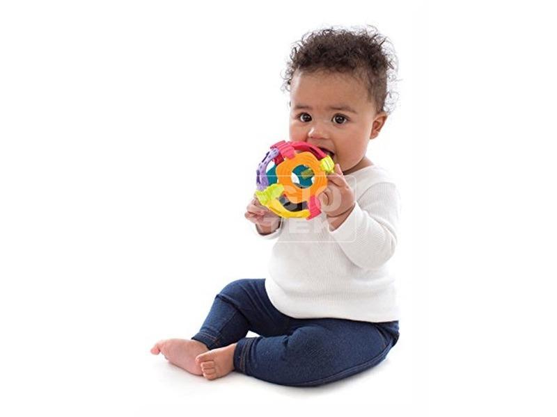 kép nagyítása Csörgő labda bébijáték