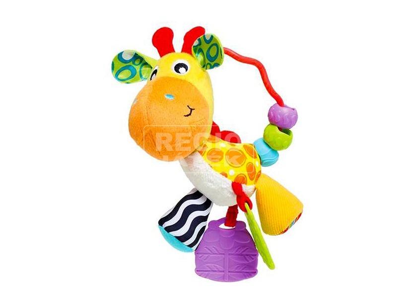 Zsiráf rágóka bébijáték