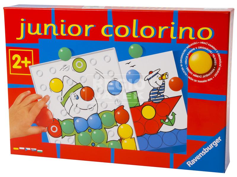 Junior Colorino társasjáték