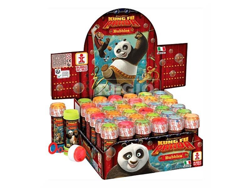 Buborékfújó-Kung Fu Panda 60ml