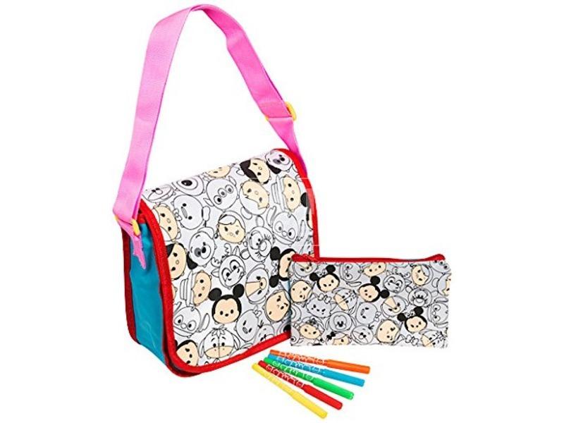 Tsum Tsum kifesthető táska 2 darabos készlet